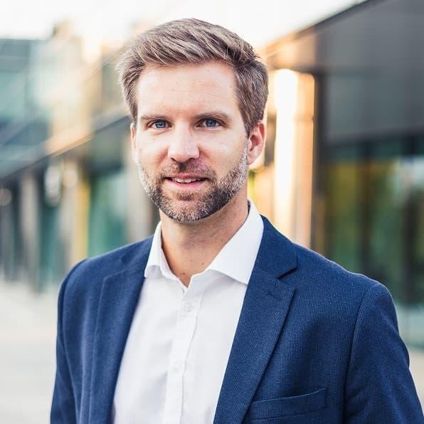 Christopher Schrenk, MSc - Trainer im Bereich: Stress- und Burnout Trainer