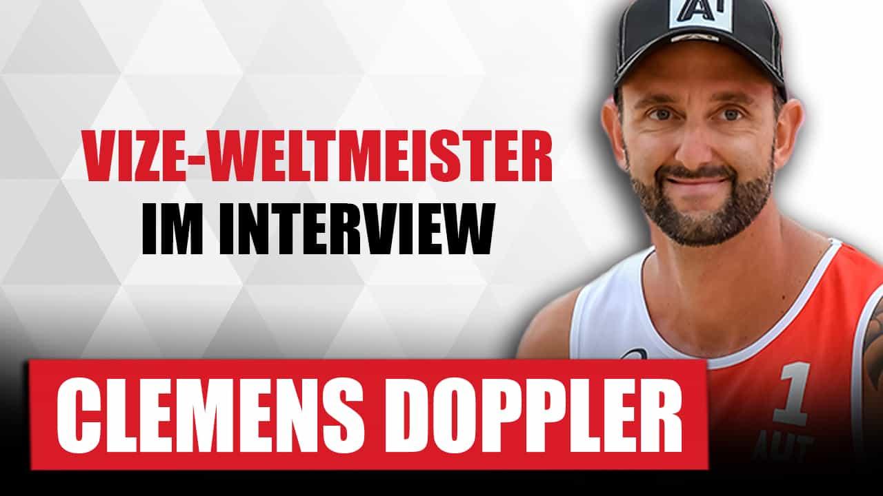 Clemens Doppler Vize-Weltmeister im Interview